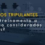 Curso e treinamento a bordo são considerados trabalhos?
