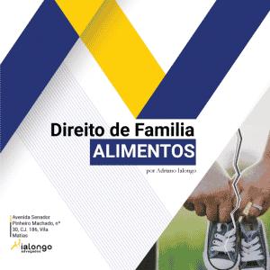 Direito de Família: Alimentos 1